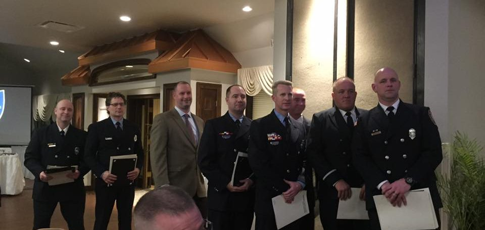 MEMBERS RECEIVE COUNTY CITATION