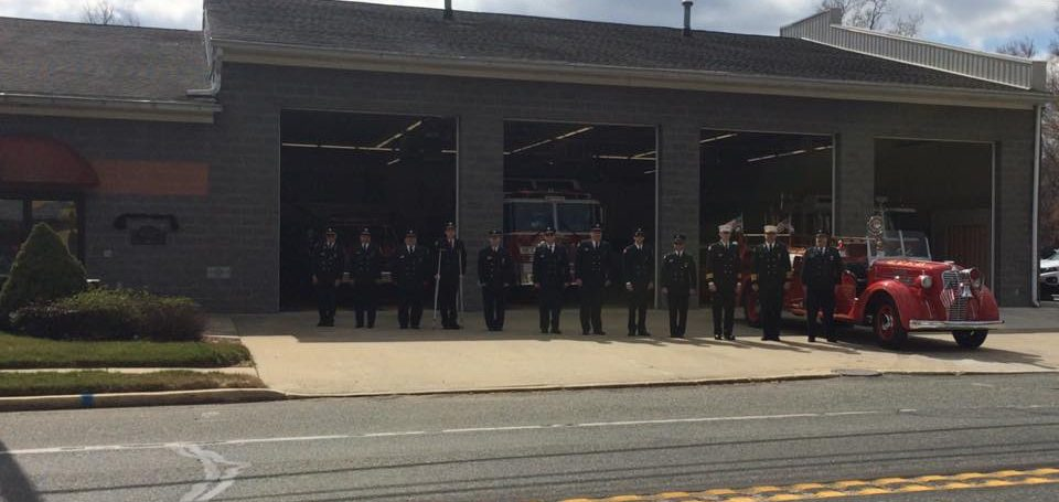 FIREFIGHTER LAID TO REST